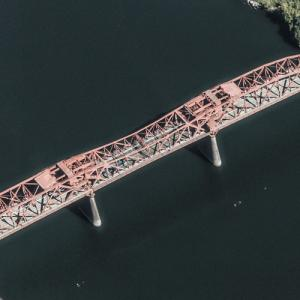 Broadway Bridge (Birds Eye)