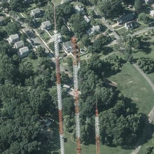 WPVI-DT/KYW-DT Tower (Birds Eye)