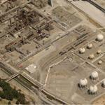 Chevron Richmond Refinery (Birds Eye)