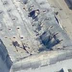 2006-07-30 - Pinewood Studios Fire (Bing Maps)
