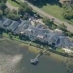 Shaquille O'Neal's House (Birds Eye)