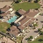 Wayne Gretzky's House (Birds Eye)