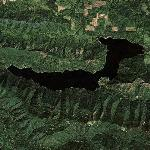 Crescent Lake (Bing Maps)