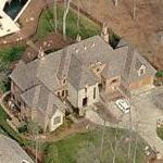 Rusty Wallace's House (Birds Eye)