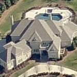 Jake Delhomme's House (Birds Eye)