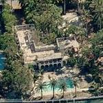 Jennifer Lopez's House (former) (Birds Eye)