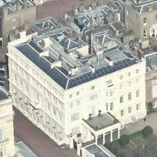 Residence of the Prince of Wales (Clarence House) (Birds Eye)
