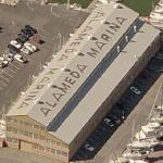 Alameda Marina (Birds Eye)