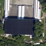 Air Museum at former Soviet Merseburg Air Base (Bing Maps)