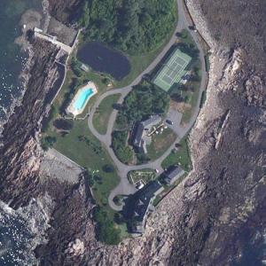 Bush Compound (Bing Maps)