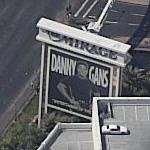 """Danny Gans"" at the Mirage (Birds Eye)"