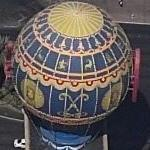 Balloon at Paris Hotel (Birds Eye)