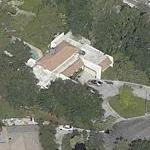 Jerry Tarkanian's House (Birds Eye)