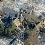 Marge Schott's House (former) (Birds Eye)