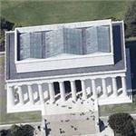Lincoln Memorial (Birds Eye)