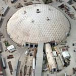 Millennium Tank Car Dome (Birds Eye)