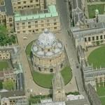 Oxford University (Birds Eye)