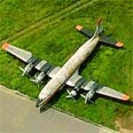Spanish DC-6s out to pasture