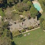 Tom Cruise's House (former) (Birds Eye)