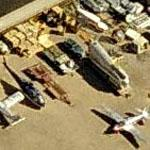Various Aircraft Parts on Falcon Field