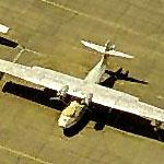 Catalina PBY at Glendale Municipal Airport (Birds Eye)