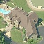 Mike Matheny's House (Birds Eye)