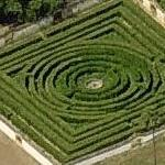 Maze in Cordoba, Spain