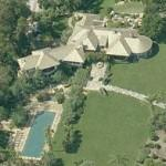 Tom Cruise & Katie Holmes' House (former) (Birds Eye)