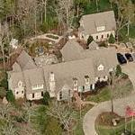 Barbara Mandrell's House (Birds Eye)