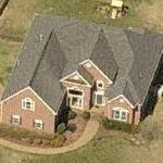 Brad Paisley & Kimberly Williams' House (former) (Birds Eye)