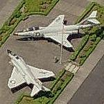 F-4 Phantom II and F-101 Voodoo (Birds Eye)