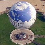 World on the Berlin HiFlyer balloon (Bing Maps)