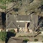 Beyonce Knowles' Childhood Home (Birds Eye)