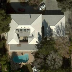 Jerry Lewis' House (Bing Maps)
