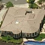 Tony Curtis' House (Birds Eye)