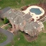 Dan Dierdorf's House (former) (Birds Eye)