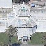 Conservatory of Flowers and Gardens (Birds Eye)