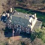 Connecticut Governor's Mansion (Birds Eye)