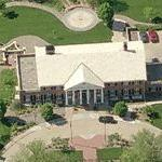 Nebraska Governor's Mansion (Birds Eye)