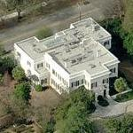 South Carolina Governor's Mansion (Birds Eye)