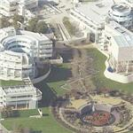 Getty Center Museum (Birds Eye)