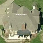 Sara Evans' House (Birds Eye)