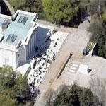 Tomb of the Unknowns (Bing Maps)