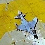 F-4 Phantom at Palmdale (Birds Eye)