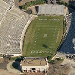 Davis Wade Stadium at Scott Field (Mississippi State) (Bing Maps)