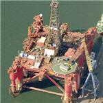 Oil Rig 'Borgsten Dolphin'