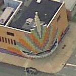 Mummers Museum (Birds Eye)