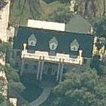 Tommy Lee Jones' House (Birds Eye)