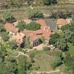 Jeff Bridges' House (Birds Eye)
