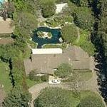 Martin Sheen's House (Birds Eye)